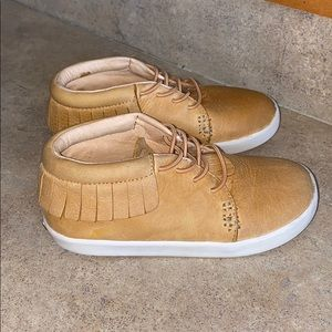 Size 9 The Next Step Freshly Picked shoes tan